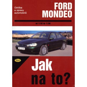Ford Mondeo ... Jak na to?_2002
